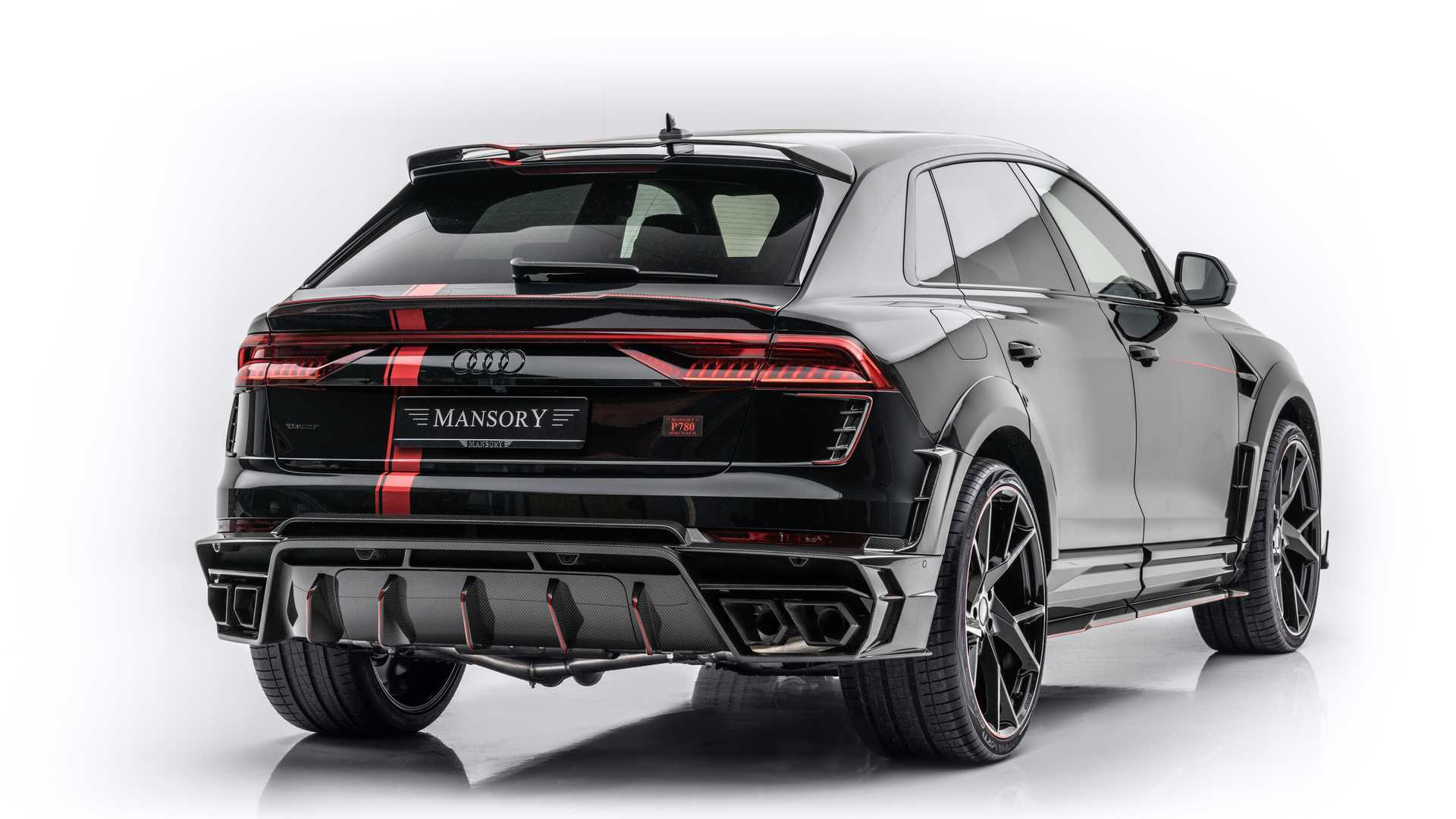 Mansory S 769 Hp Audi Rs Q8 For Sale For The Low Low Price Of 350 000 Carscoops Portal4cars
