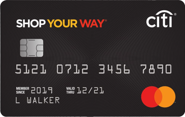 Shop Your Way Mastercard® - Info & Reviews - Credit Card Insider