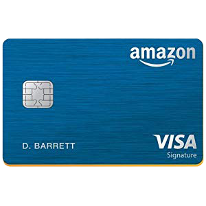 Amazon Rewards Visa Signature Card - Credit Card Insider