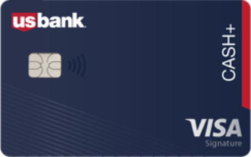us bank cash plus credit card