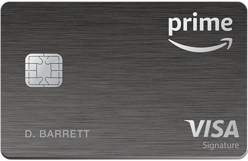 Amazon Prime Rewards Visa Signature Card - Reviews & Info