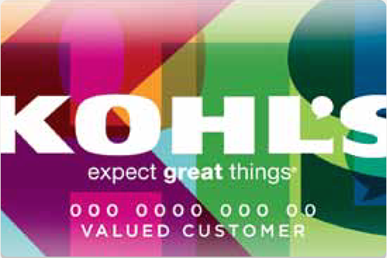 Kohls Charge Card