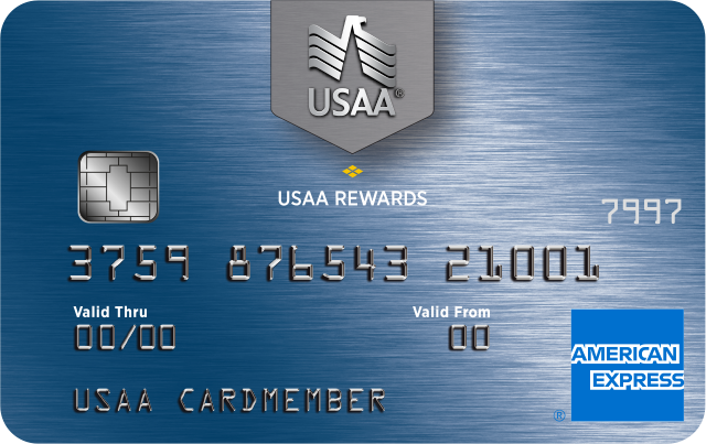 USAA Rewards™ American Express® Card - Info & Reviews