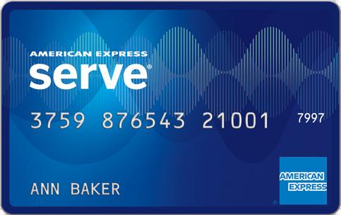 American Express Serve - Info & Reviews - Credit Card Insider