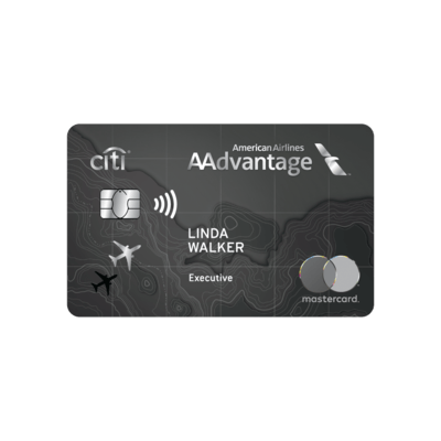Citi®/AAdvantage® Executive World Elite Mastercard®