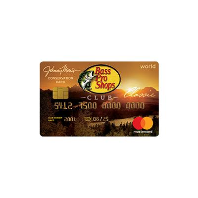 Bass Pro Shops CLUB Card - Info & Reviews - Credit Card Insider