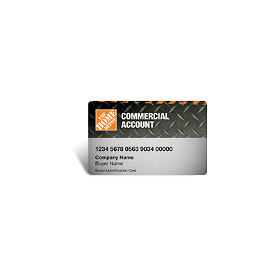 The Home Depot Commercial Account - Credit Card Insider