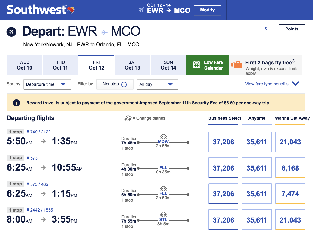 4 Southwest Credit Card Offers That Could Help You Fly for Free