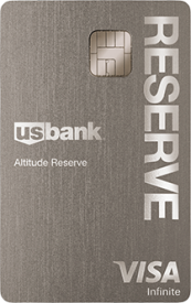 U.S. Bank Altitude Reserve Visa Infinite® Card