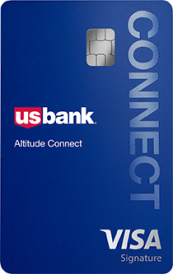 U.S. Bank Altitude® Connect Visa Signature® Card