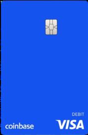 Coinbase Visa® Debit Card