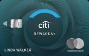 Citi Rewards+ Card