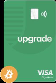 Upgrade Bitcoin Rewards Visa®