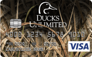 Ducks Unlimited Rewards Visa Signature® Card