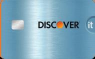Discover it® Cash Back Credit Card