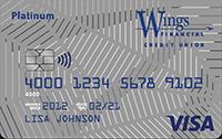 Wings Visa® Platinum Card