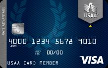 USAA Rate Advantage Visa Platinum®
