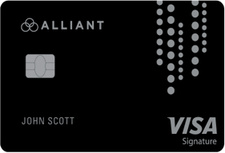 Alliant Cashback Visa® Signature Credit Card