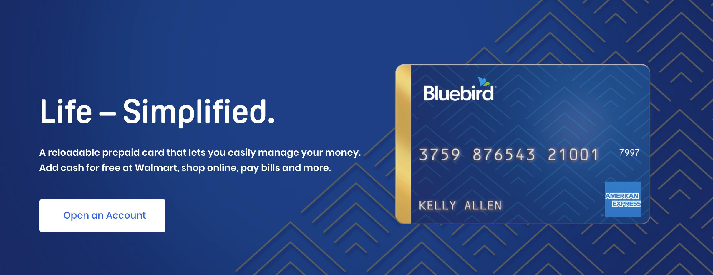 American Express prepaid cards