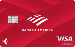 Bank of America Customized Cash Rewards™ Credit Card for Students