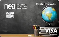 NEA® Cash Rewards Card