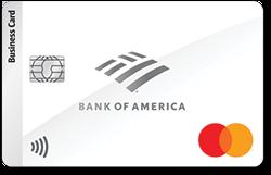 Bank of America® Platinum Plus® Mastercard® Business Credit Card