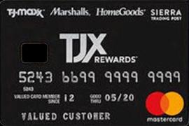 TJX Rewards® Platinum Mastercard®