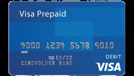 Visa Prepaid Cards