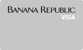 Banana Republic Visa Credit Card