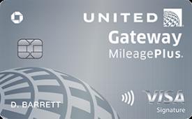 United Gateway℠ Card