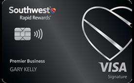 Southwest Rapid Rewards® Premier Business Credit Card