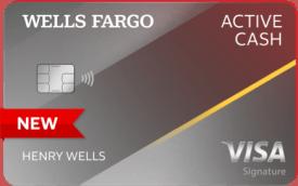 Wells Fargo Active Cash Card