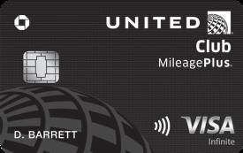 United Club℠ Infinite Card