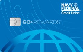 NFCU GO REWARDS® Credit Card