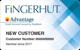 Fingerhut Advantage Credit Account