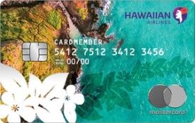 Hawaiian Airlines® Bank of Hawaii World Elite Mastercard®