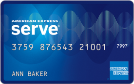 American Express® Serve®