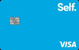 Self Secured Visa® Credit Card