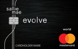 Sallie Mae Evolve Card