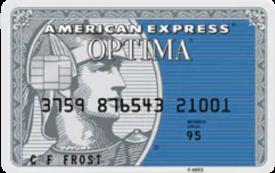 American Express Optima® Card