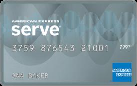 American Express Serve Cash Back®