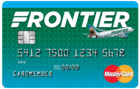 Frontier Airlines World Mastercard
