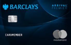 Barclays Arrival® Premier World Elite Mastercard®