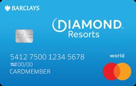 Diamond Resorts International® Mastercard®