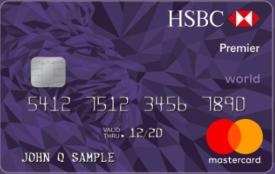 HSBC Premier World Mastercard® Credit Card