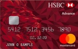 HSBC Advance Mastercard® Credit Card