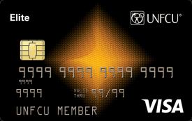 UNFCU® Elite Visa® Card