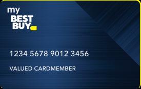 My Best Buy® Credit Card
