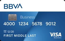 BBVA Compass Business Secured Visa Credit Card