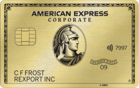 American Express® Corporate Gold Card